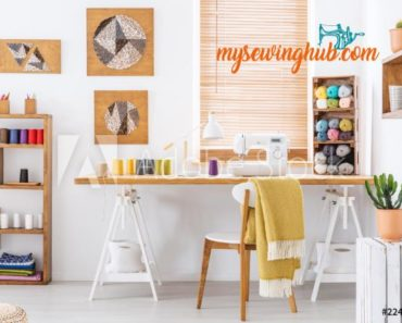 Setting Up A Sewing Room
