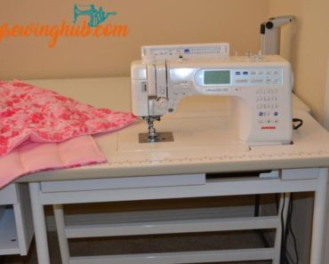 Janome 6600 Memory Craft Review