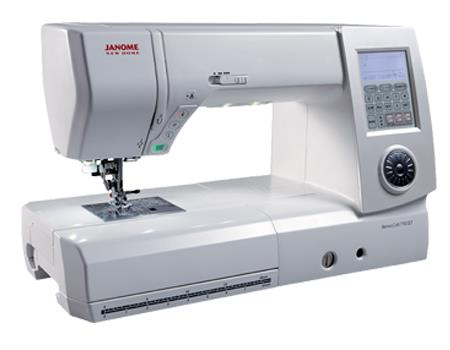 Janome Horizon Memory Craft 7700 QCP Review